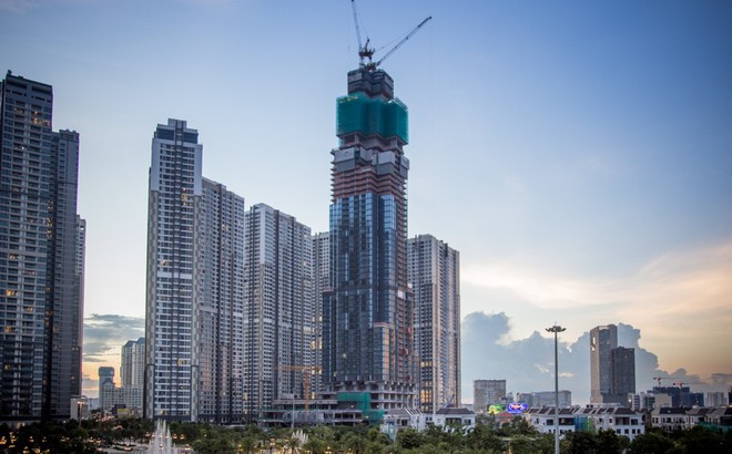 Có gì đặc biệt trong công trình cao thứ 8 thế giới Vingroup đang xây dựng?