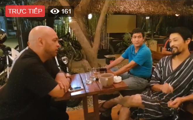 BOX TV: TRỰC TIẾP chuẩn võ sư Flores gặp gỡ võ sư Johnny Trí Nguyễn