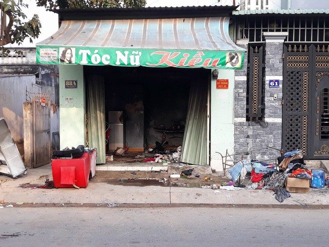 Tiếng kêu cứu tuyệt vọng trong căn nhà cháy làm 2 người chết ở Sài Gòn - Ảnh 2.