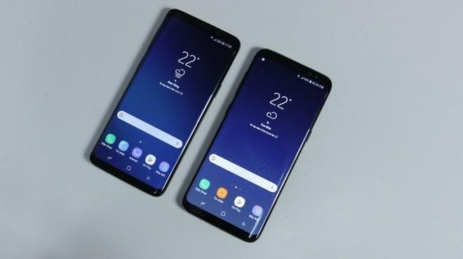 [Ảnh] Trên tay Galaxy S9 đầu tiên ở Việt Nam - Ảnh 1.