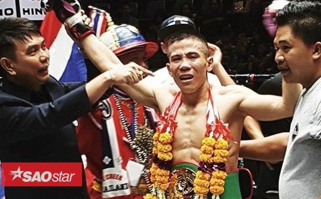 Quên Flores đi, võ sỹ Việt vừa giành đai WBC Muay Thái mới là số 1