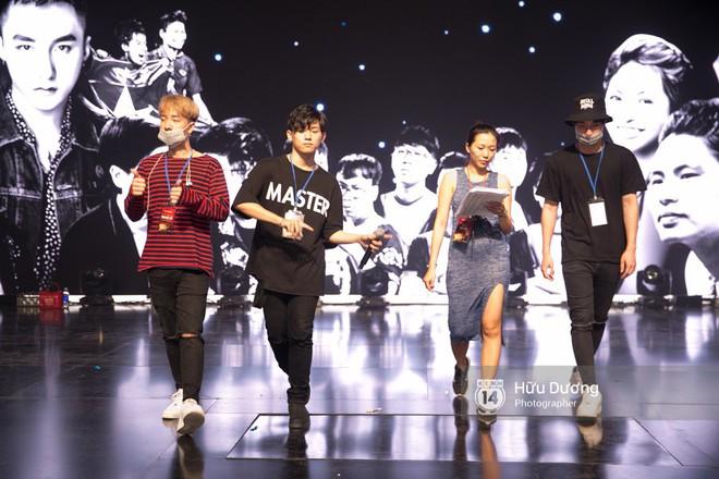 NÓNG trước giờ G: Tóc Tiên, Soobin Hoàng Sơn, Bảo Anh gấp rút tập luyện cho Gala WeChoice Awards 2017 - Ảnh 9.