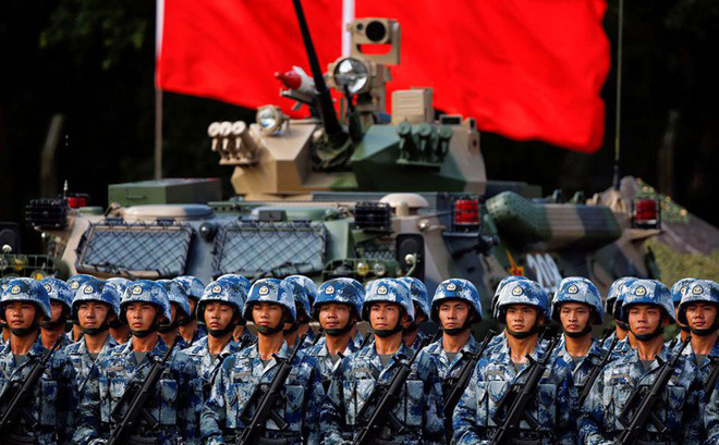 """BQP Trung Quốc: Washington """"thổi phồng"""" mối đe dọa từ lực lượng hạt nhân của Bắc Kinh"""