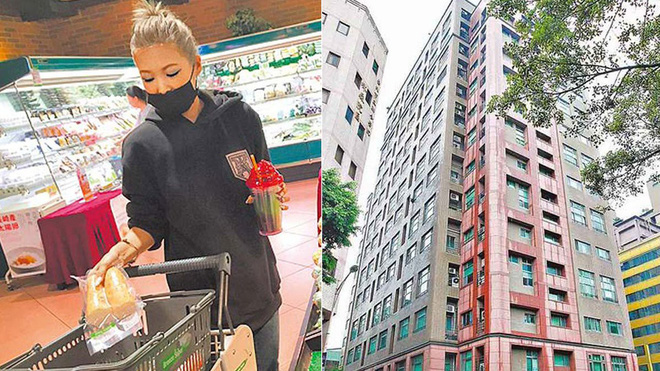 Xuất thân là con gái đại ca xã hội đen, sao Đài Loan hết thời bán nhà để sống qua ngày - Ảnh 13.