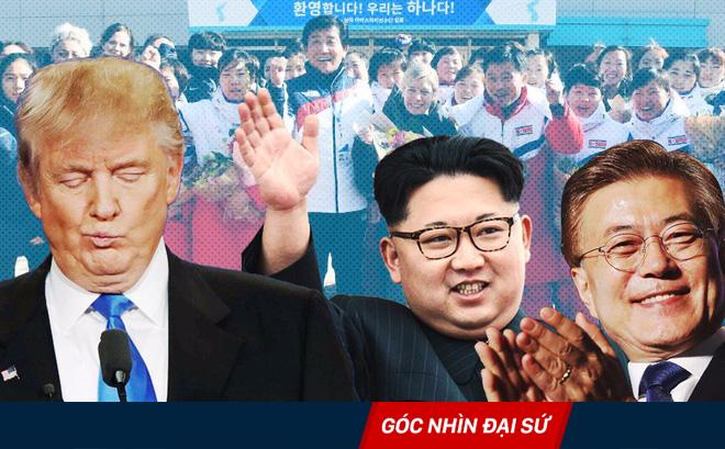 """Triều Tiên thắng đậm trong canh bạc """"đi với Hàn để nhằm vào Mỹ""""?"""
