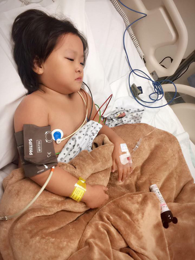 Tiết lộ bí quyết bé gái gốc Việt chiến thắng căn bệnh u não - Ảnh 2.