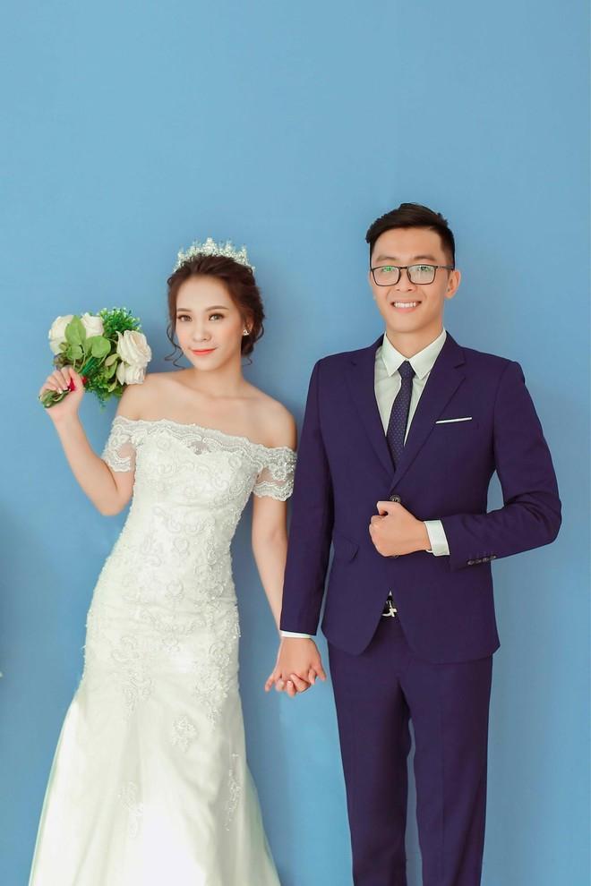 Bộ ảnh cưới đặc biệt, cô dâu khiến mọi người xung quang phải ngoái nhìn, bàn tán - Ảnh 6.