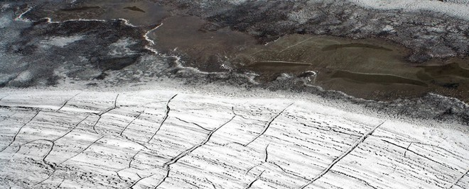 Dưới lớp băng khổng lồ ở Bắc Cực ẩn chứa 1 chất cực độc, nếu thoát ra bên ngoài toàn nhân loại sẽ bị đe dọa - Ảnh 1.