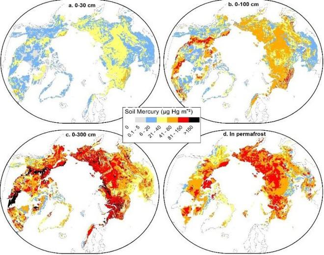 Dưới lớp băng khổng lồ ở Bắc Cực ẩn chứa 1 chất cực độc, nếu thoát ra bên ngoài toàn nhân loại sẽ bị đe dọa - Ảnh 2.