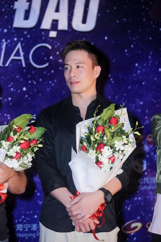 Trương Ngọc Ánh khoe vẻ nóng bỏng bên mỹ nam phim hành động châu Á - Ảnh 5.