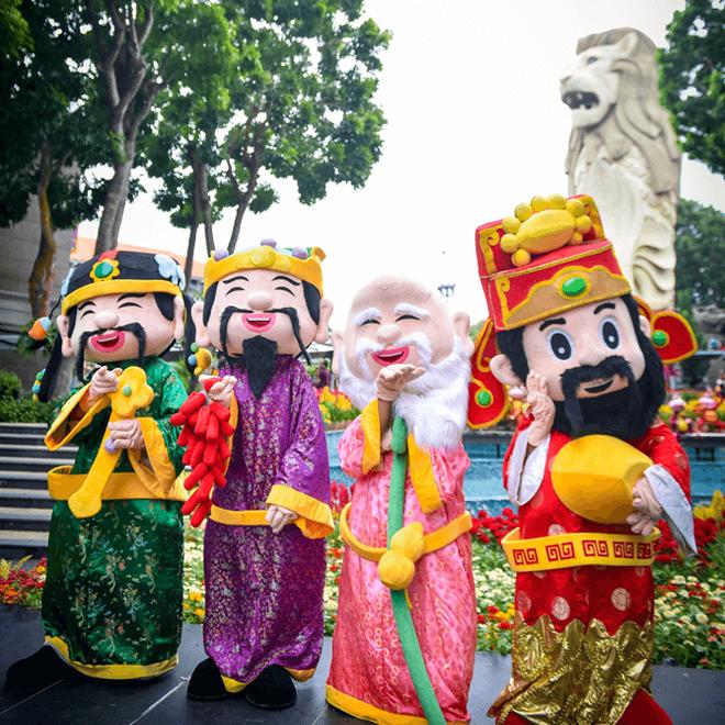 Tết này nếu đến Singapore, có thể bạn sẽ bị 5 sự kiện này giữ chân không cho về - Ảnh 1.