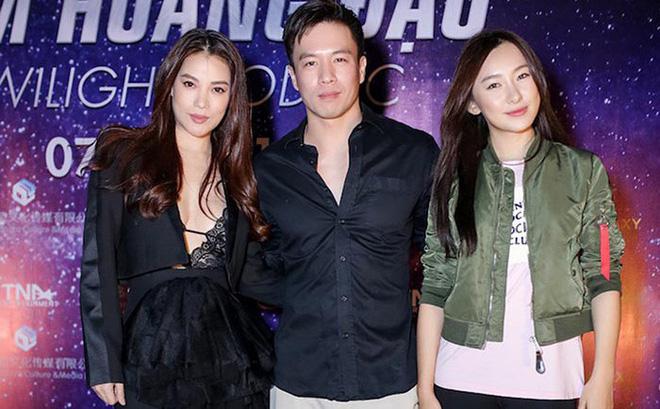 Trương Ngọc Ánh khoe vẻ nóng bỏng bên mỹ nam phim hành động châu Á