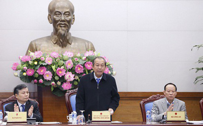 Phó Thủ tướng nhấn mạnh 9 trọng tâm cải cách hành chính năm 2018