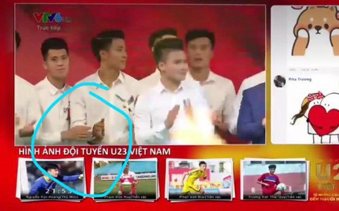 Những khoảnh khắc ngoài sân cỏ giữa các cầu thủ U23 Việt Nam khiến CĐV ghép đôi nhiệt tình
