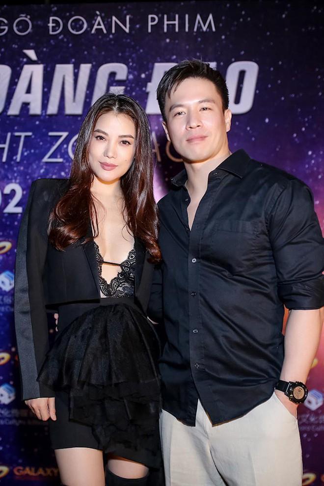 Trương Ngọc Ánh khoe vẻ nóng bỏng bên mỹ nam phim hành động châu Á - Ảnh 4.