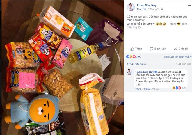 Fan nữ nhắn hỏi tung tích quà tặng, câu trả lời của Đức Huy U23 khiến ai cũng xuýt xoa - Ảnh 6.