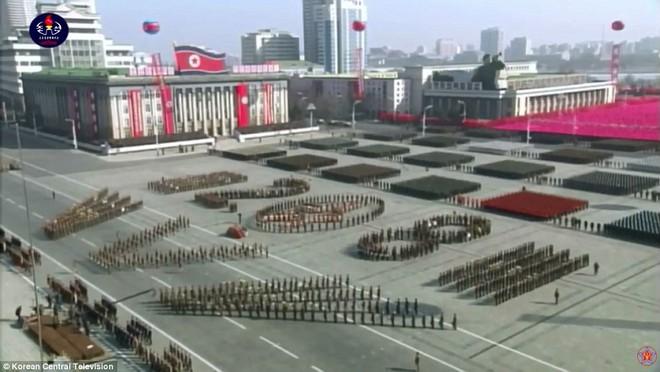 Vì sao lễ diễu binh năm nay của Triều Tiên quy mô nhỏ và 'thầm lặng' hơn? 2