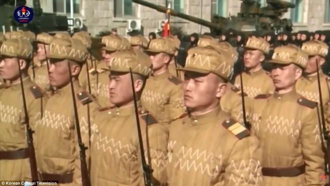 Vì sao lễ diễu binh năm nay của Triều Tiên quy mô nhỏ và 'thầm lặng' hơn? 4