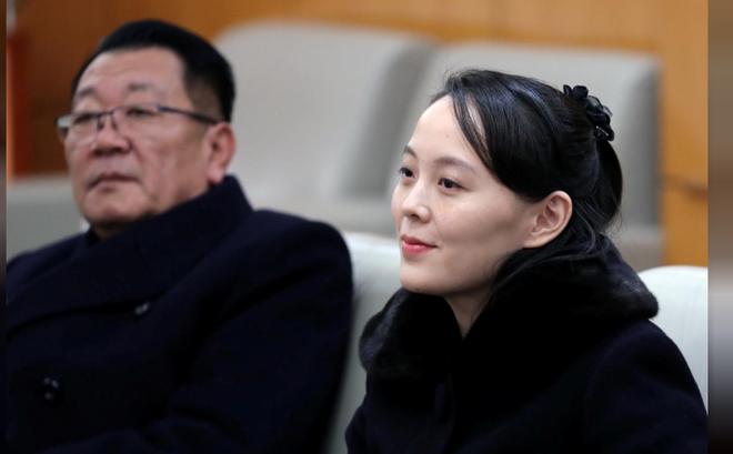 Em Gái Ông Kim Jong Un Tươi Tắn Trong Những Hình Ảnh Đầu Tiên Tại Hàn Quốc
