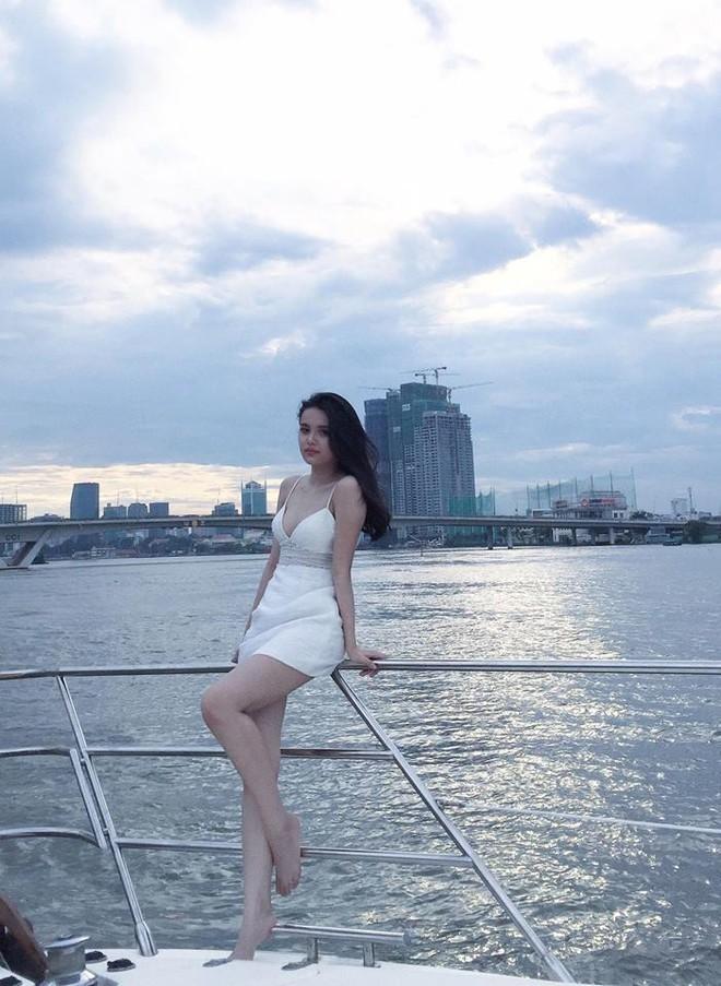 Vẻ nóng bỏng của mỹ nhân có thể sẽ thay thế ngôi vị Hoa hậu Đại dương của Lê Âu Ngân Anh - Ảnh 8.