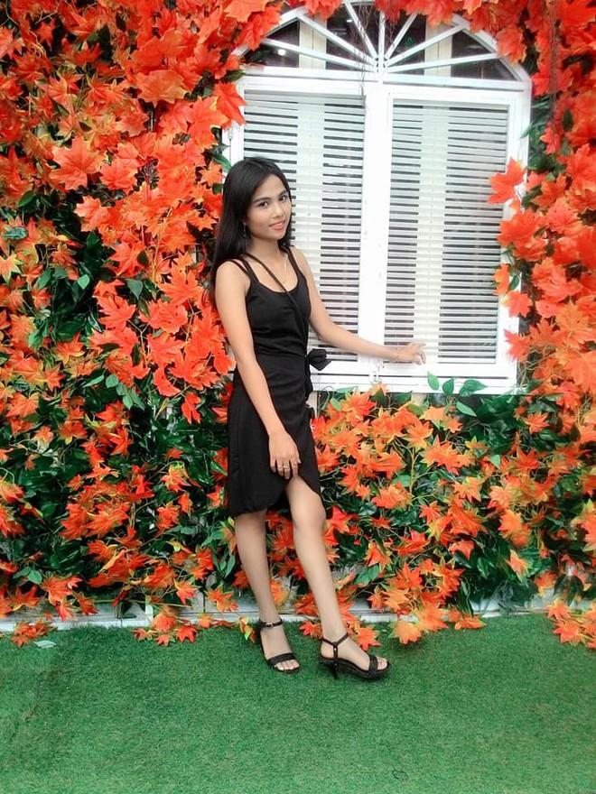 Để tóc dài và nữ tính, nhan sắc em gái hoa hậu HHen Niê gây chú ý - Ảnh 5.