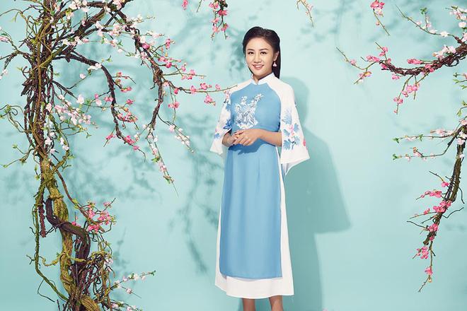 Văn Mai Hương khoe mẹ ruột trẻ trung, xinh đẹp - Ảnh 12.