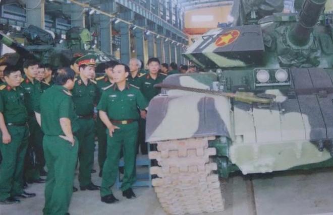 Việt Nam tăng tốc nâng cấp xe tăng T-54/55? - Ảnh 3.