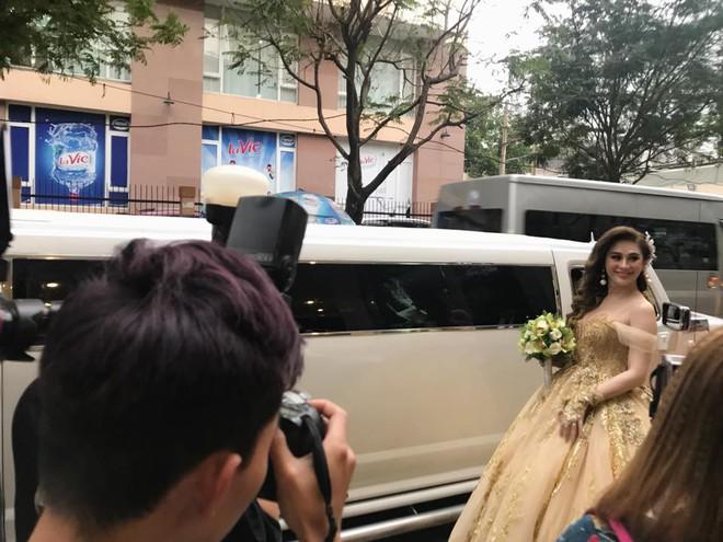 [CẬP NHẬT] Sao Việt bắt đầu xuất hiện tại đám cưới Lâm Khánh Chi với chồng kém 8 tuổi - Ảnh 8.