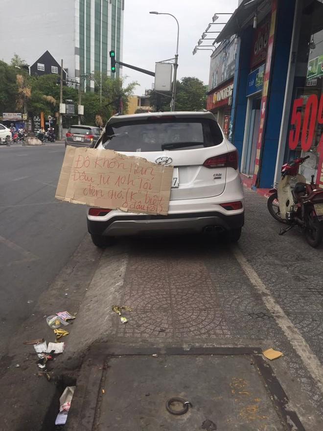 Chọn chỗ đỗ ô tô kiểu trêu ngươi, chủ xe nhận hình phạt nhìn qua cũng thấy ngán ngẩm - Ảnh 3.