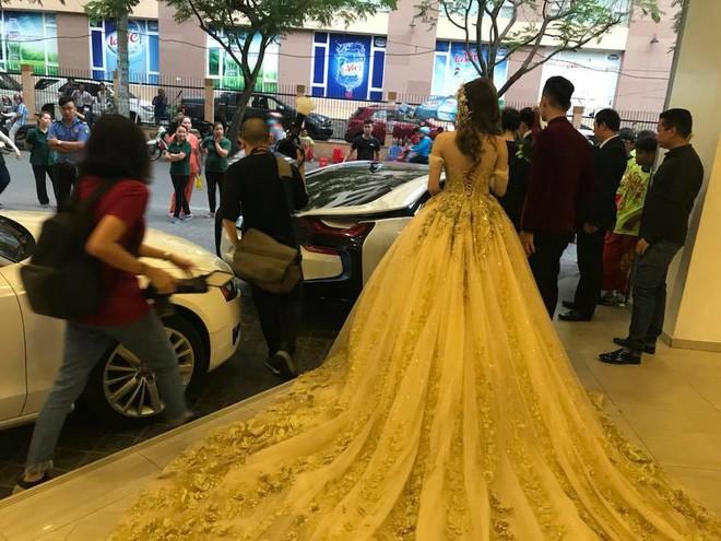 [CẬP NHẬT] Sao Việt bắt đầu xuất hiện tại đám cưới Lâm Khánh Chi với chồng kém 8 tuổi - Ảnh 9.