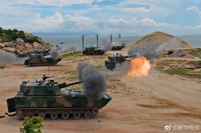 Nguy hiểm đơn vị đổ bộ đường biển của... Lục quân Trung Quốc - Ảnh 2.