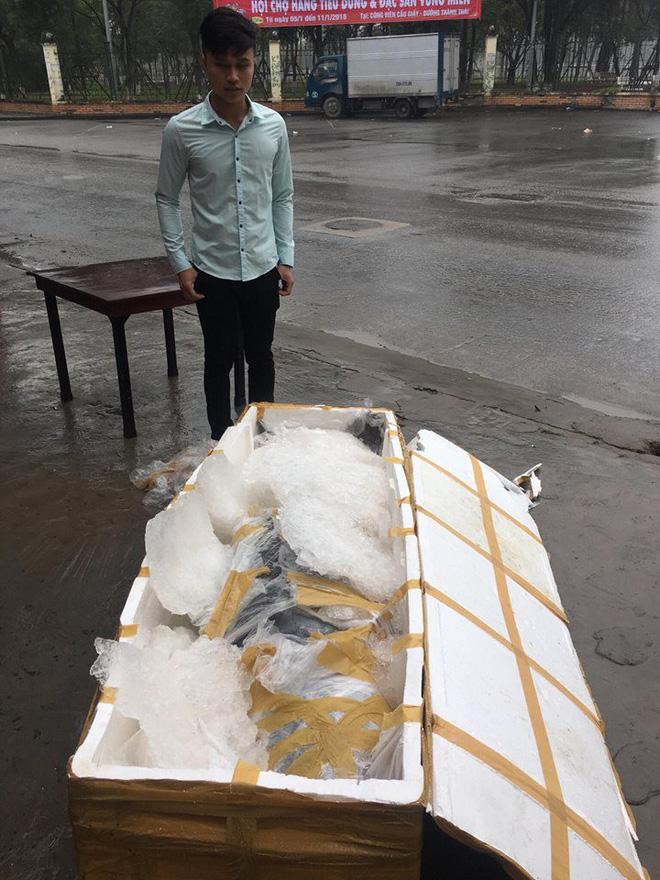 Thực hư chuyện đại gia Hà Nội mua cá khổng lồ giá trăm triệu về ăn Tết - Ảnh 5.