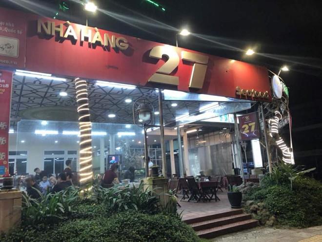 Đoàn khách của ca sĩ Quang Lê tố bị chặt chém tại Đà Nẵng, nhà hàng nói phải bù lỗ - Ảnh 2.