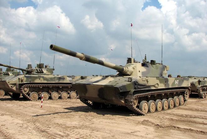 Pháo tự hành diệt tăng Sprut-SDM sẽ nối gót xe tăng T-90S tới Việt Nam? - Ảnh 1.