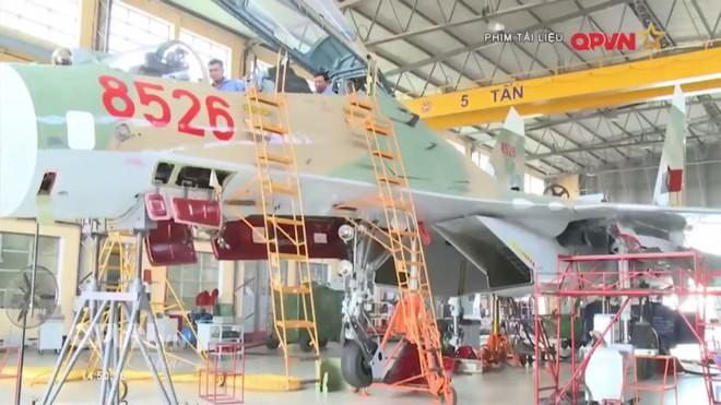 Việt Nam đẩy nhanh tiến độ tăng hạn, sửa chữa lớn tiêm kích Su-27 - Ảnh 1.