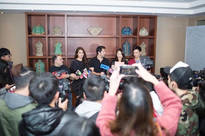 Trương Ngọc Ánh đóng phim cùng dàn sao đình đám quốc tế - Ảnh 7.