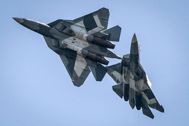 Đi cùng tiêm kích Su-57 Nga sang Syria là một lực lượng đặc biệt hùng hậu? - Ảnh 1.