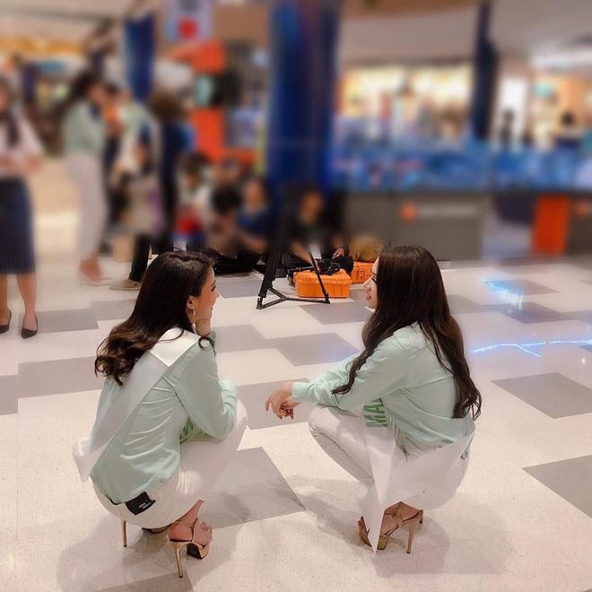 Chân dung nóng bỏng của chị em gái thân thiết với Hương Giang tại Hoa hậu chuyển giới - Ảnh 1.