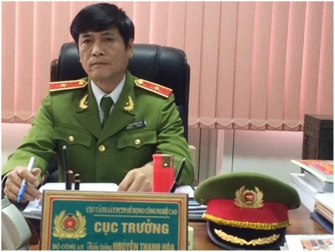 Vì sao Công an Phú Thọ là đơn vị khởi tố, bắt nguyên Cục trưởng Cục C50 Nguyễn Thanh Hóa? - Ảnh 2.
