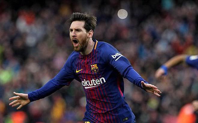 Messi phấn khích khi con trai thứ 3 chào đời