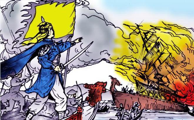 Trận thắng vang dội của quân đội Việt trước quân Miến Điện trên đất Xiêm
