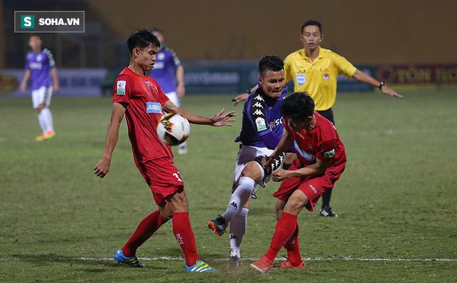Dùng 3 sao U23 Việt Nam, Hà Nội FC giành chiến thắng kịch tính trước Hải Phòng