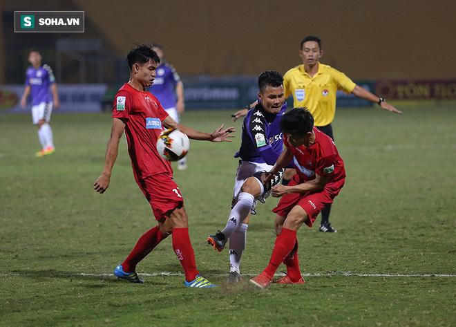 HLV Lê Thụy Hải: U23 của Hà Nội về V.League đá tốt hơn HAGL - Ảnh 2.