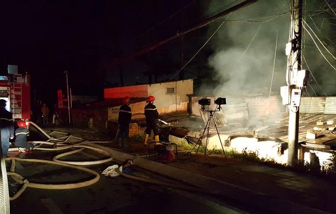 Hiện trường vụ cháy biệt thự ở Đà Lạt khiến 5 ngưởi tử vong - Ảnh 1.