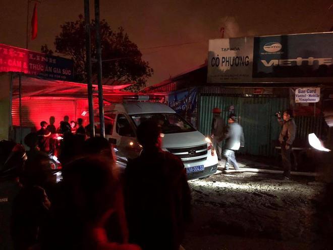 Hiện trường vụ cháy biệt thự ở Đà Lạt khiến 5 ngưởi tử vong - Ảnh 7.