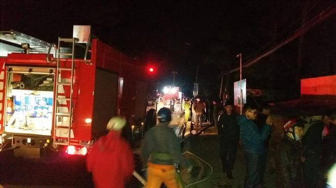 Hiện trường vụ cháy biệt thự ở Đà Lạt khiến 5 ngưởi tử vong - Ảnh 3.