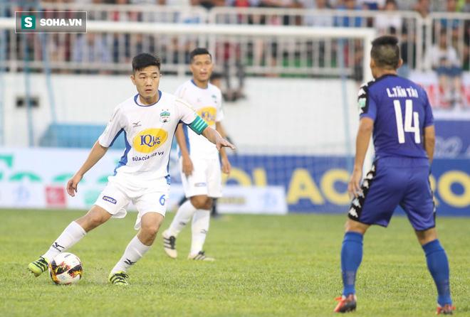 HLV Lê Thụy Hải: U23 của Hà Nội về V.League đá tốt hơn HAGL - Ảnh 4.