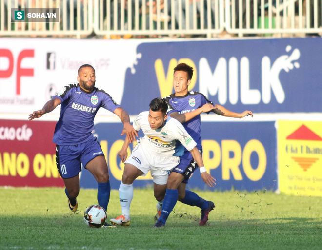 HLV Lê Thụy Hải: U23 của Hà Nội về V.League đá tốt hơn HAGL - Ảnh 3.
