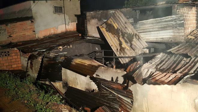 Hiện trường vụ cháy biệt thự ở Đà Lạt khiến 5 ngưởi tử vong - Ảnh 5.