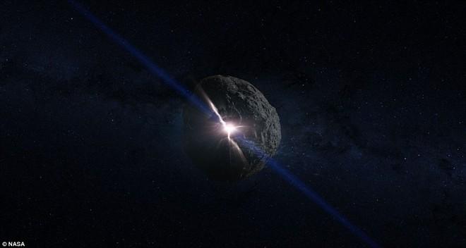 NASA sẽ dùng bom nguyên tử để cứu Trái Đất khỏi thảm họa thiên thạch - Ảnh 1.